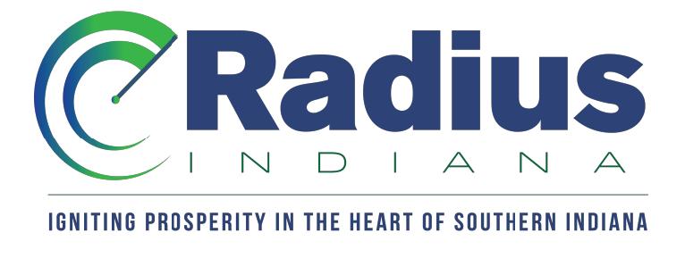 Radius Indiana